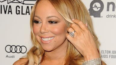 Mariah Carey sells her 35 carat engagement ring from James Packer