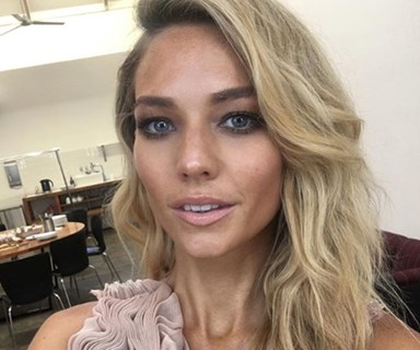 Can't hardly wait! Excited Sam Frost posts makeup-free selfie morning after Logies nomination