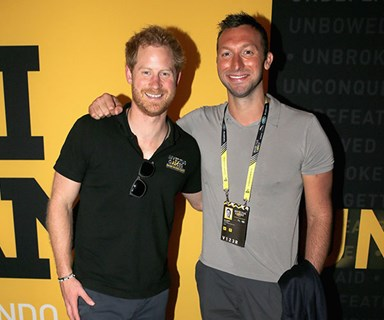 "Ian Thorpe on the power of the Invictus Games: ""It gets back to the purity of sport!"""