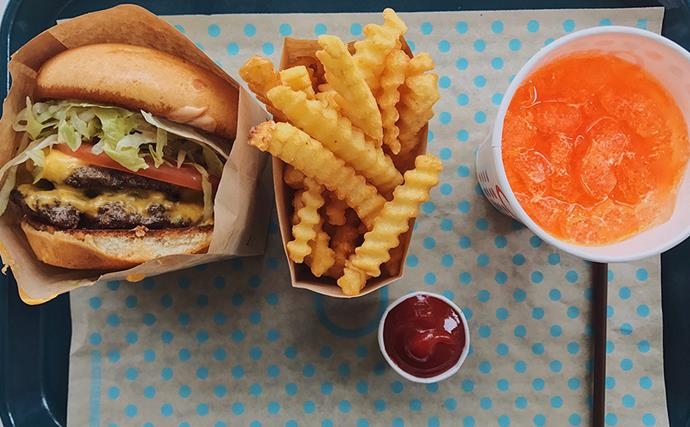 The fast-food company with the worst health score in Australia