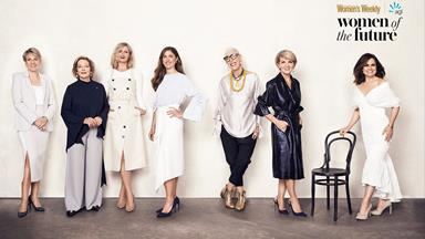 Meet the judges of The Australian Women's Weekly AGL 2018 Women of the Future Awards