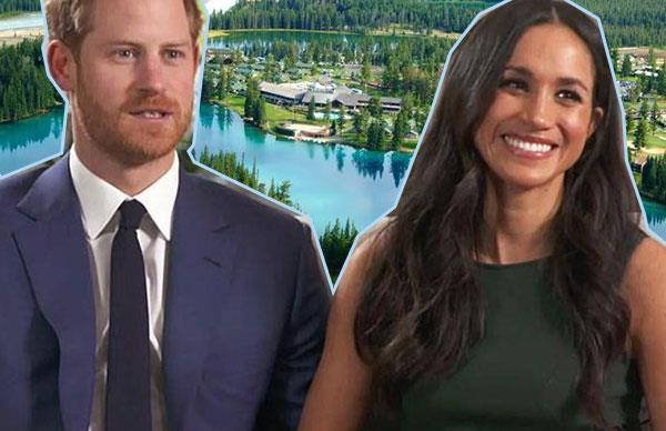 Prince Harry and Meghan Markle's surprising honeymoon destination revealed