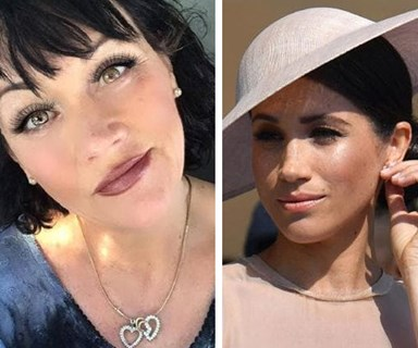 Samantha Markle insults Meghan's royal coat of arms