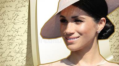 Meghan Markle's royal monogram is amazing... You hear that Samantha Markle?