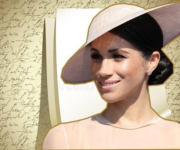 Meghan Markle has her own royal monogram - and it's very classy