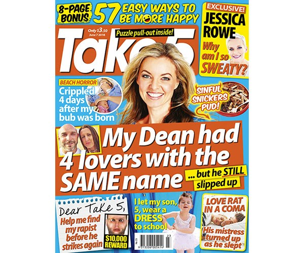 Take 5 Issue 23 Coupon