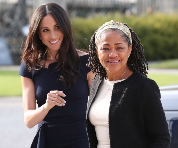 Doria will be calling London homes as she prepares to move closer to her daughter.
