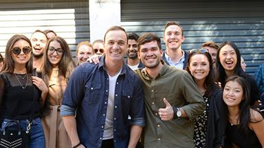 """EXCLUSIVE: """"I'm Australia's biggest loser!"""" Shannon Noll opens up about post-jungle life"""