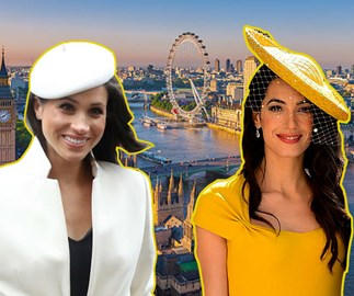 Amal Clooney is helping Meghan Markle settle into London life