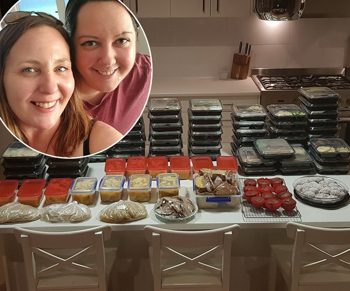 Five weeks' worth of family meals for less than $400! Melbourne mums reveal savvy cooking hack