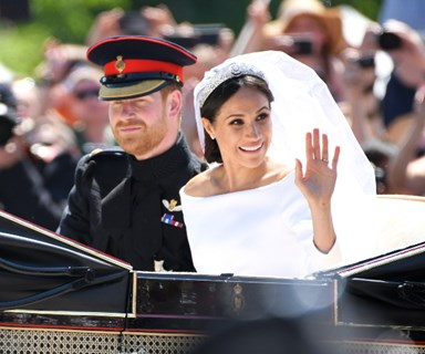 Prince Harry and Meghan Markle are reportedly returning $12 million worth of wedding gifts