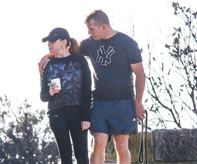 Kate Ritchie and Stuart Webb's emotional display