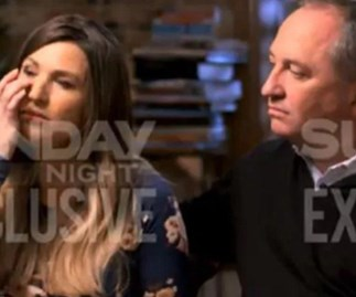 Barnaby Joyce Vikki Campion reveal how their illicit affair began in first TV interview