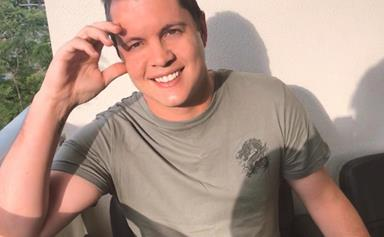 Johnny Ruffo fuels speculation he's returning to 'Home And Away' with a very telling new post