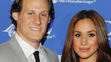 Meghan Markle's ex-husband Trevor Engelson is engaged two weeks after Royal Wedding