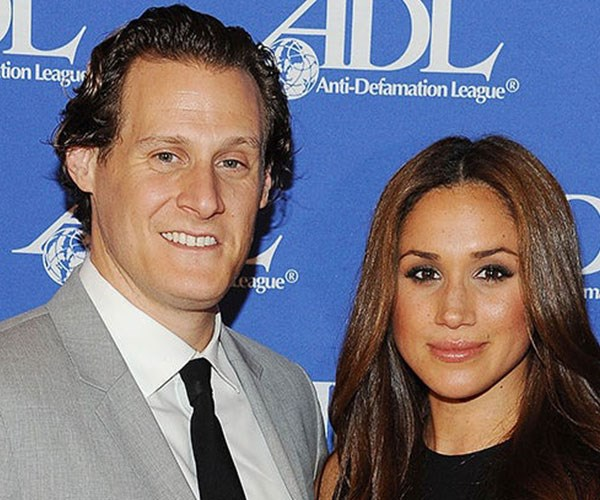 Meghan Markle's ex-husband Trevor Engelson is engaged two weeks after the royal wedding