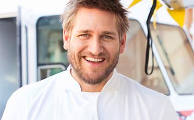 MasterChef Australia's Curtis Stone on surviving 'dark days' as a young chef