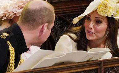 Duchess Kate's royal wedding dress wasn't a repeat at all!