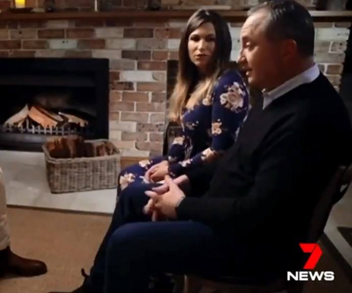 Channel 7 release unseen Barnaby Joyce and Vikki Campion clips after backlash for soft interview