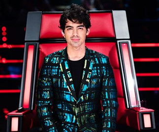 The Voice Australia Coach Joe Jonas reveals what Delta Goodrem is REALLY like