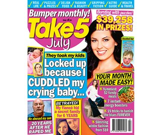 Take 5 Bumper Monthly Survey