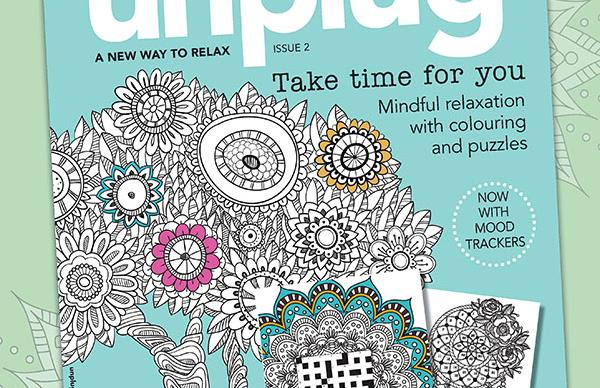 Unplug - Beautiful and calming images to help improve wellbeing