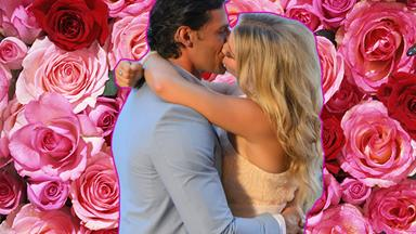 The Bachelor's Tim Robards and Anna Heinrich's love story in pictures
