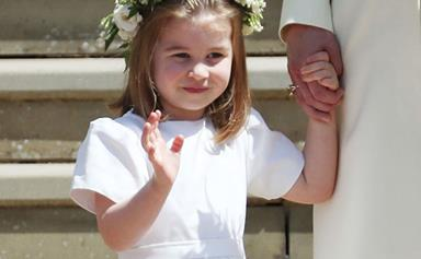 Prince William and Duchess Catherine send out thank you cards for Princess Charlotte's birthday - see the adorable photo they chose!