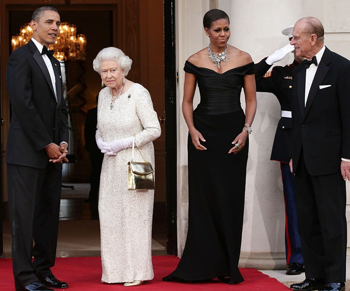 """Don't tell the First Lady:"" The secret Barack Obama hid from Michelle during Buckingham Palace stay"