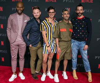 Everything we know about the Queer Eye Fab 5 in Australia