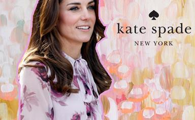 Duchess Kate and Pippa Middleton loved wearing Kate Spade