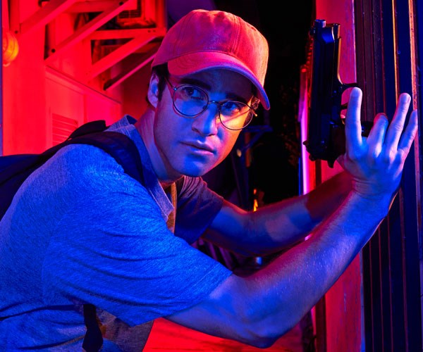 How Darren Criss became a killer for his role in The Assassination of Gianni Versace: American Crime Story