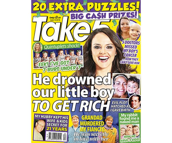 Take 5 Issue 24 Coupon