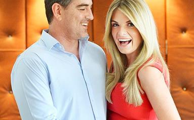 Erin Molan and Sean Ogilvy welcome a baby girl