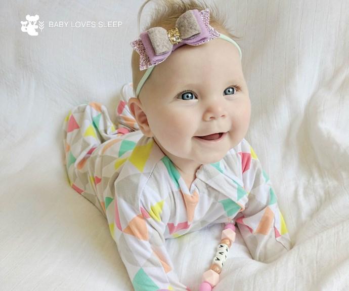 Win a Baby Loves Sleep Newborn Bundle