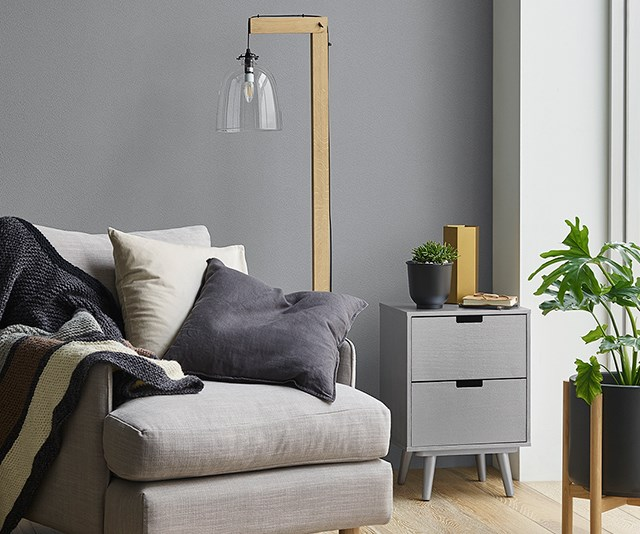 dulux reading nook photo