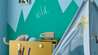 Your weekend project: A playroom the kids will love