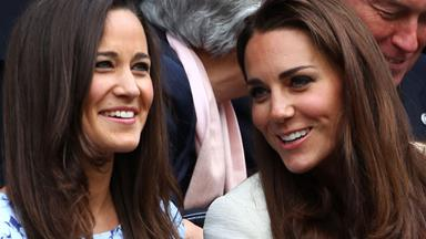 Pippa Middleton CONFIRMS pregnancy and says she hasn't had morning sickness like her sister Kate