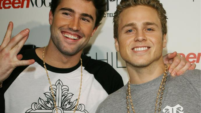 Brody Jenner and Spencer Pratt