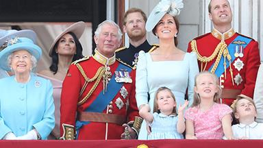 All the best moments from Trooping The Colour 2018 - including Meghan Markle's balcony debut