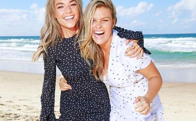Home and Away's Sam Frost and Sophie Dillman reflect on their biggest year yet