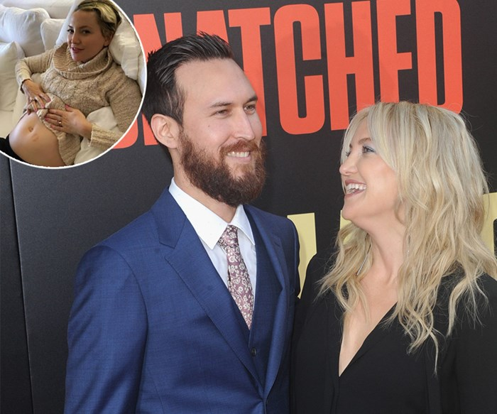 Pregnant Kate Hudson calls Danny Fujikawa the 'love of my life' in adoring birthday tribute