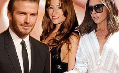 The Beckham bombshell! David Beckham's cheating scandal and alleged affair with Rebecca Loos