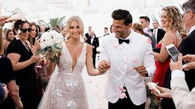 Tim Robards and Anna Heinrich's wedding album: All the must-see pics