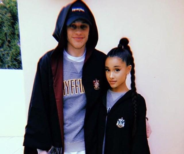 Ariana Grande and Pete Davidson's relationship timeline