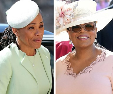 Oprah talks Doria Ragland and whether an interview is in the works