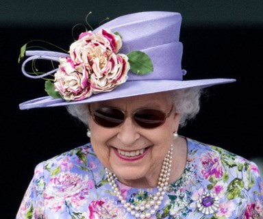 The REAL reason why the Queen has been rocking sunglasses
