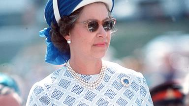 A right royal fashion icon: Here's the visual evidence proving The Queen rocks sunglasses better than anyone we know