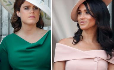Here's why Princess Eugenie can have Instagram and Meghan Markle can't