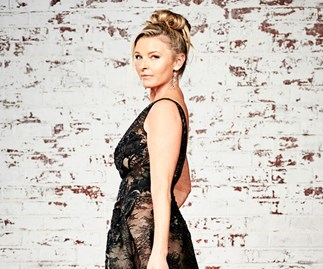Playing crazed prisoner Kaz in Wentworth pushed Tammy MacIntosh to her limits